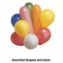 Assorted Shape Latex Balloons 240 ct
