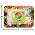 """14"""" x 19"""" Healthy Choices Paper Traymats 1000 ct"""