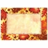 Seasonal Autumn Days Multipack Placemats sold in quantities of 334 / pkg, 3 pkgs / case