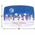 Snowman Greetings Placemats 1000 ct