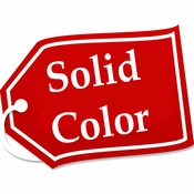 Sale Solid Color Party Supplies