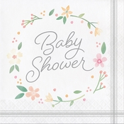 Baby Shower Napkins