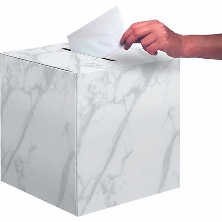 Marble Card Boxes 6 ct