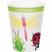 Birthday Bugs Cups 96 ct