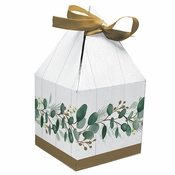 Eucalyptus Favor Boxes 48 ct