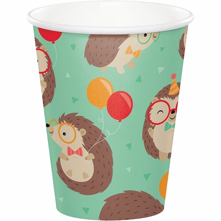Hedgehog Party Cups 96 ct