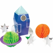 Space Party Centerpieces 36 ct