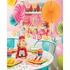 Candy Shop Party Banners 12 ct