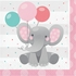 Enchanting Elephants Girl Luncheon Napkins 192 ct