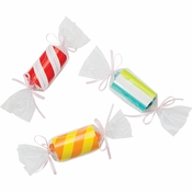 Candy Shop Party Favor Treat Rolls 48 ct