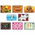 "10"" x 14"" Fall and Winter Paper Placemats 8 Designs Combo Pack 1000 ct"