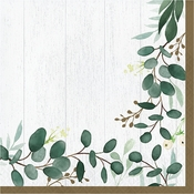 Eucalyptus Luncheon Napkins 192 ct