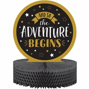 Adventure Begins Centerpieces 6 ct