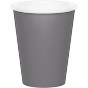 Glamour Gray Paper Cups 240 ct