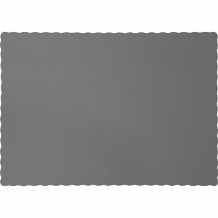 Glamour Gray Placemats 600 ct