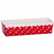 """1.75"""" x 2.5"""" x 6.75"""" Holiday Loaf Pans 250 ct"""