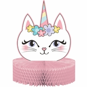 Sassy Caticorn Centerpieces 6 ct
