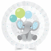 Enchanting Elephants Boy Centerpieces 6 ct