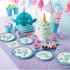 Narwhal Party Shaped Mylar Balloons 10 ct