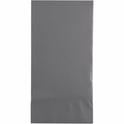 Glamour Gray Guest Towels 192 ct