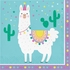 Llama Party Luncheon Napkins 192 ct