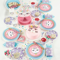 Sassy Caticorn Party Supplies