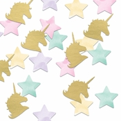 Sparkle Unicorn Confetti 12 ct
