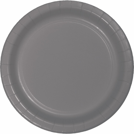 Glamour Gray Dinner Plates 240 ct