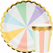 Pastel Celebrations Party Supplies
