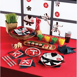 Karate Party Party Supplies