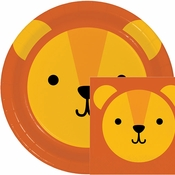 Animal Faces Party Supplies