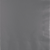 Glamour Gray 3 Ply Dinner Napkins 250 ct