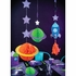 Space Party Hanging Cutouts 36 ct