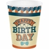 Hipster Birthday Cups 96 ct
