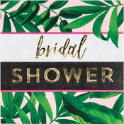 Wholesale Bridal Shower Napkins