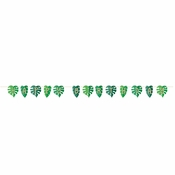 Jungle Happy Birthday Banners 12 ct
