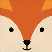 Fox Luncheon Napkins 192 ct