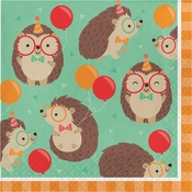 Hedgehog Party Luncheon Napkins 192 ct
