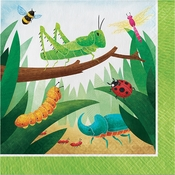 Birthday Bugs Luncheon Napkins 192 ct