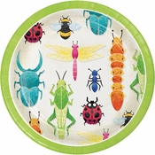 Birthday Bugs Dessert Plates 96 ct