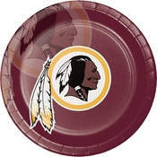 Washington Redskins Dinner Plates