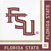 Florida State University Beverage Napkins 240 ct