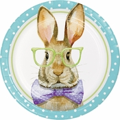 Easter Bunny & Friends Dinner Plates 96 ct