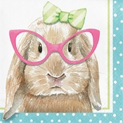 Easter Bunny & Friends Luncheon Napkins 192 ct