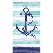 Smooth Sailing Guest Towels by Elise 192 ct
