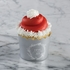 """1.5"""" x 1.75"""" S!mply Baked Silver Holiday Baking Cups 550 ct"""