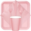 Classic Pink Party Supplies