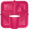 Hot Magenta Party Supplies