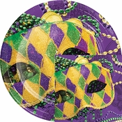 Masks of Mardi Gras Party Supplies