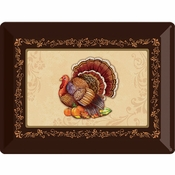 Turkey Plastic Trays 12 ct